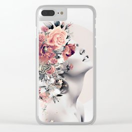 Bloom 7 Clear iPhone Case