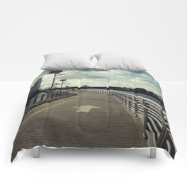 river walkin' Comforters