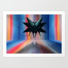 Mothagram Art Print