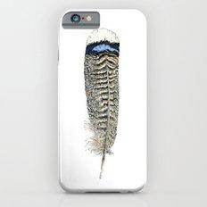Pheasant Feather - 01 Slim Case iPhone 6s