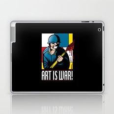 Art is War! Laptop & iPad Skin