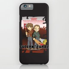 Supernatural - Goin to the Winchesters iPhone 6s Slim Case