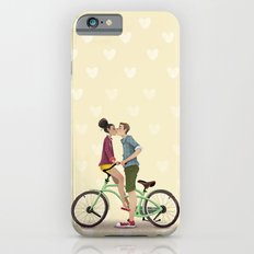 Happy Valentine's Day iPhone 6s Slim Case