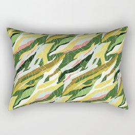 Gorgeous  Green Military Rectangular Pillow