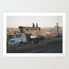 Lost Generation Art Print