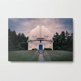 David Dunlap Observatory Richmond Hill Toronto Canada Metal Print