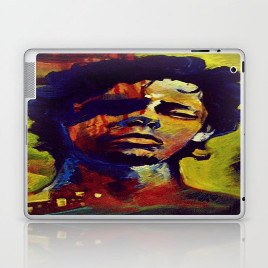 Portrait * Darren Le Gallo Laptop & iPad Skin