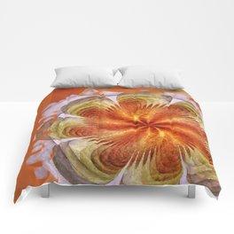Senores Au Naturel Flower  ID:16165-061704-49220 Comforters