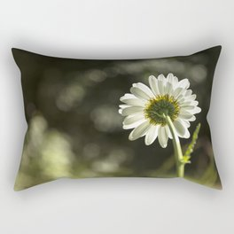 Daisy Light Rectangular Pillow