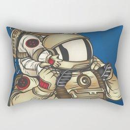 Astronauts Rectangular Pillow