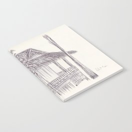 BALLEPN TRAVEL IN LAOS 7 Notebook