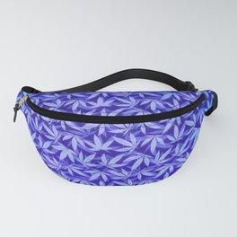 Purple Haze - Cannabis / Hemp / 420 / Marijuana  - Pattern Fanny Pack