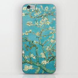 Van Gogh Almond Blossoms Painting iPhone Skin