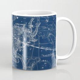 Capricorn sky star map Coffee Mug