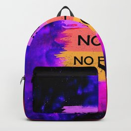 Space Quote Infinite Backpack