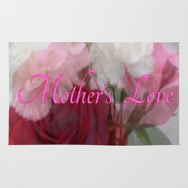 """""""Mother's Love"""" Rug"""