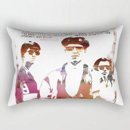 Ferris Bueller is my Hero Rectangular Pillow
