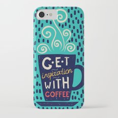 Get inspiration with coffee Slim Case iPhone 7