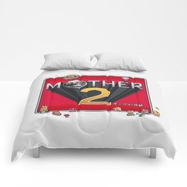 Alternative Mother 2 / Earthbound Title Screen Comforters