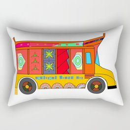 Truck Art Rectangular Pillow