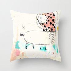 The Centaur Throw Pillow
