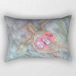 For the thrill Rectangular Pillow