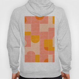 Retro Tiles 03 #society6 #pattern Hoody