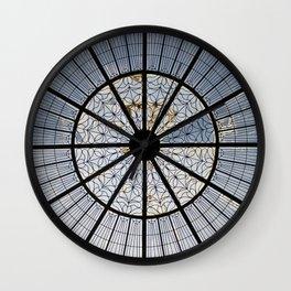 Circular Patterns Wall Clock