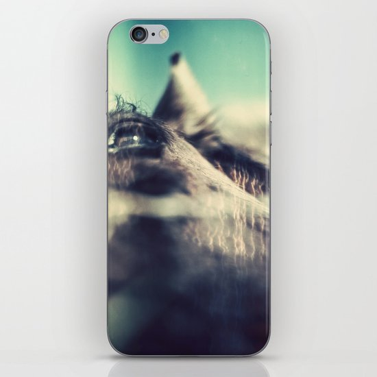HORSE iPhone & iPod Skin