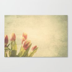 Tulipanes. Canvas Print