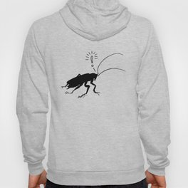 Exclamation Roach Hoody