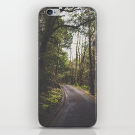 Tasmania | Cradle Mountain Road iPhone Skin
