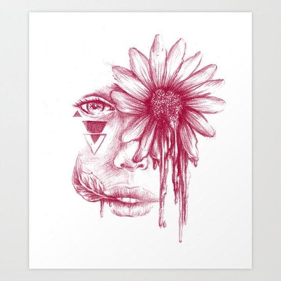 Love and Sorrow Art Print