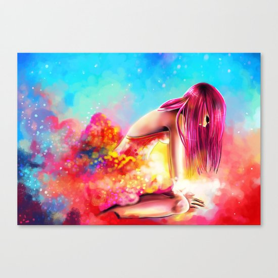 FAILURE Canvas Print