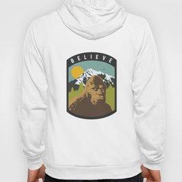 Bigfoot Patch Hoody