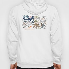 "FINconceivable Still ""Sharks"" Hoody"