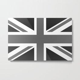 Union Jack Flag - 3:5 Scale Metal Print