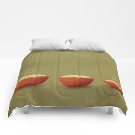 Goldilocks & the Three Bears - NO TEXT Comforters