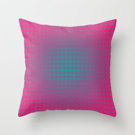dotted fantasy Throw Pillow