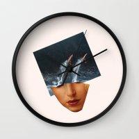 Surf Up Wall Clock