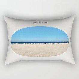 The Atlantic Ocean  Rectangular Pillow