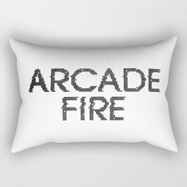 ArcadeFire Rectangular Pillow