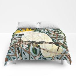 Sulphur-crested Cockatoo Comforters