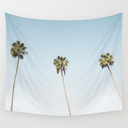 Palm Trees V2 Wall Tapestry
