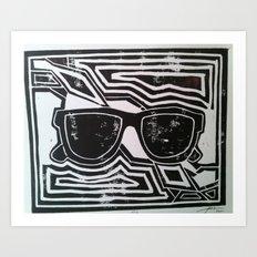 Wayfarers s2 #2 Art Print