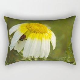 Sunny morning Rectangular Pillow