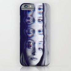 Glitch Mind Melt iPhone 6s Slim Case