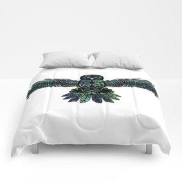 Morepork Comforters