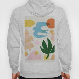 Abstraction_Nature_Beautiful_Day Hoody