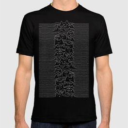 Furr Division Cats (Dark Blue) T-shirt